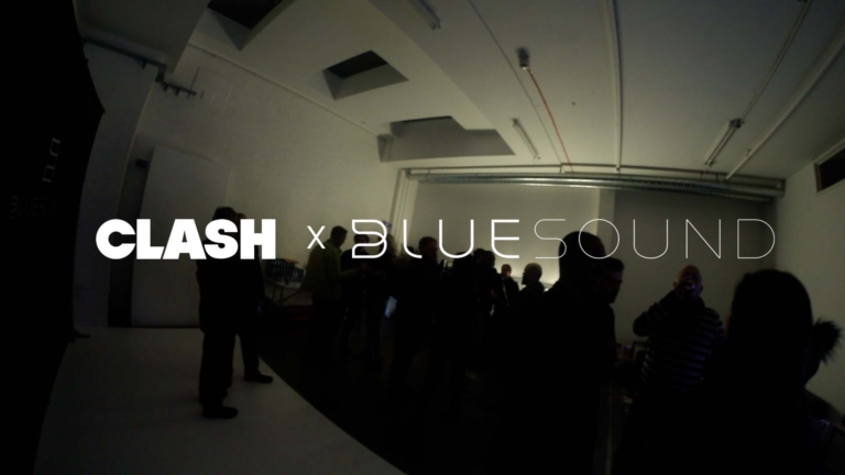 Clash event with Bluesound whole house audio