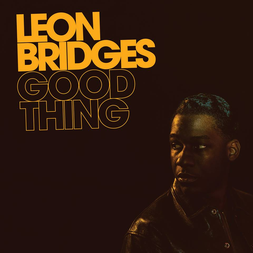 Leon Bridges Good Thing Album Cover Artwork