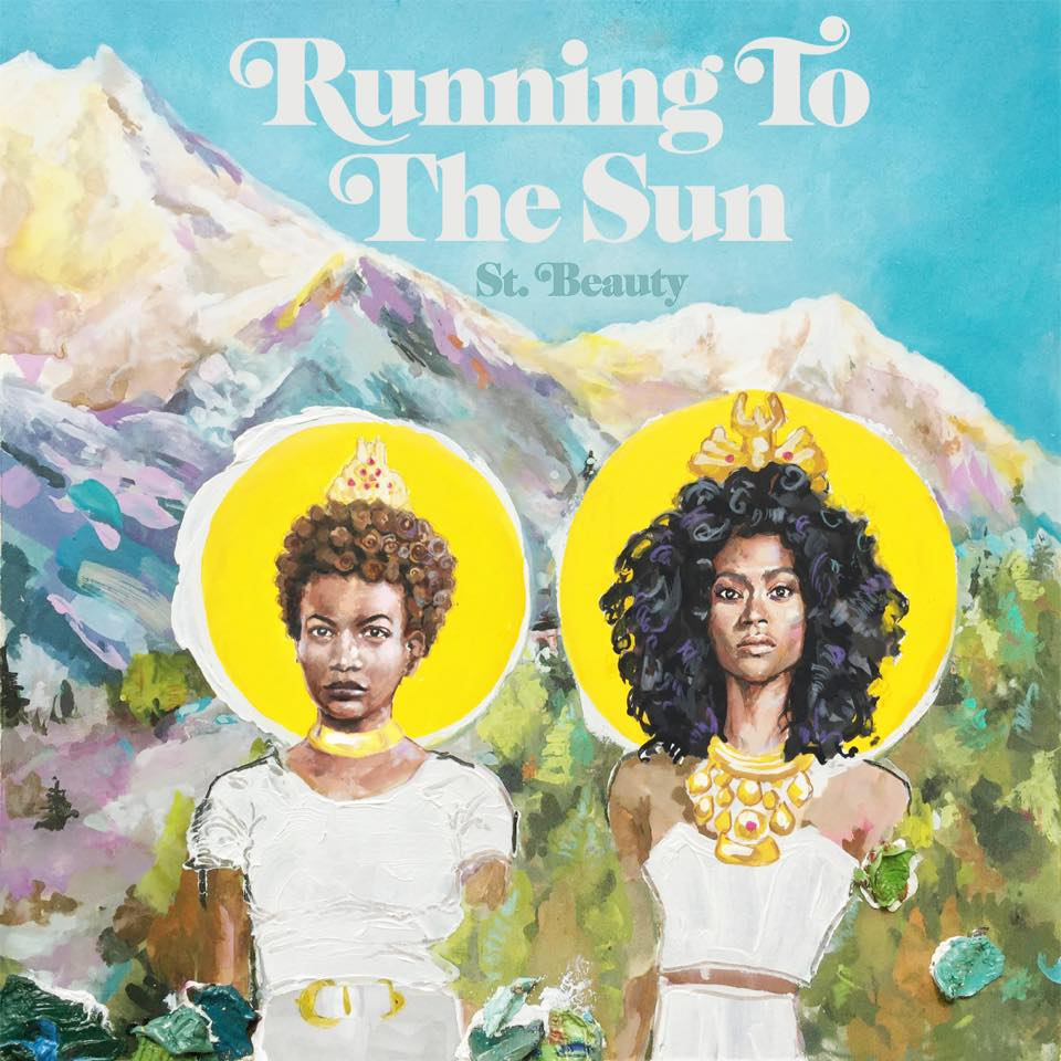 St. Beauty Running to the Sun Album Artwork