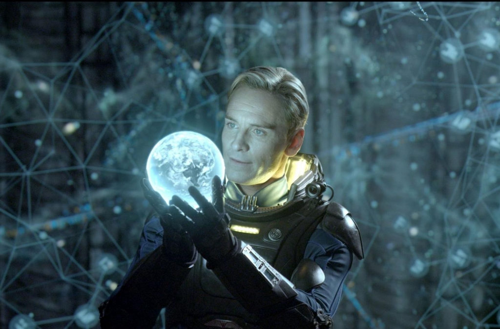 Prometheus musical score