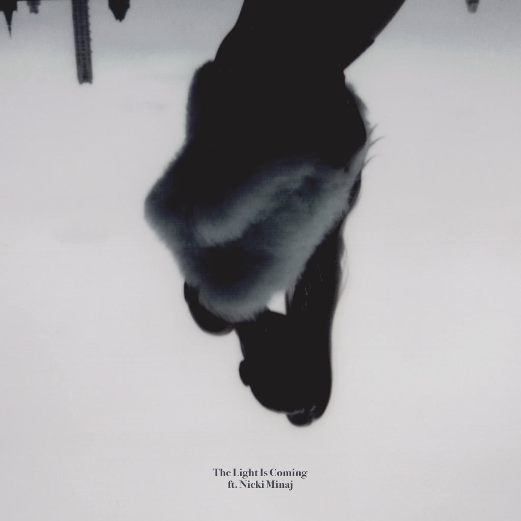 Ariana Grande The Light Is Coming Single Artwork