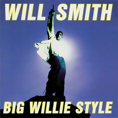Will Smith Big Willie Style Artwork