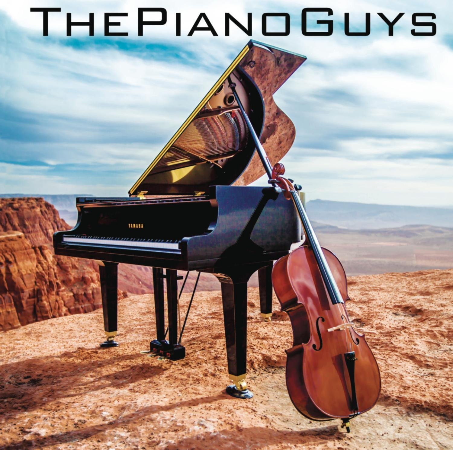 The Piano Guys Album Artwork