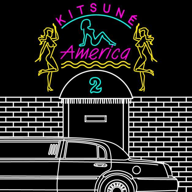 Kitsune America 2 cover art
