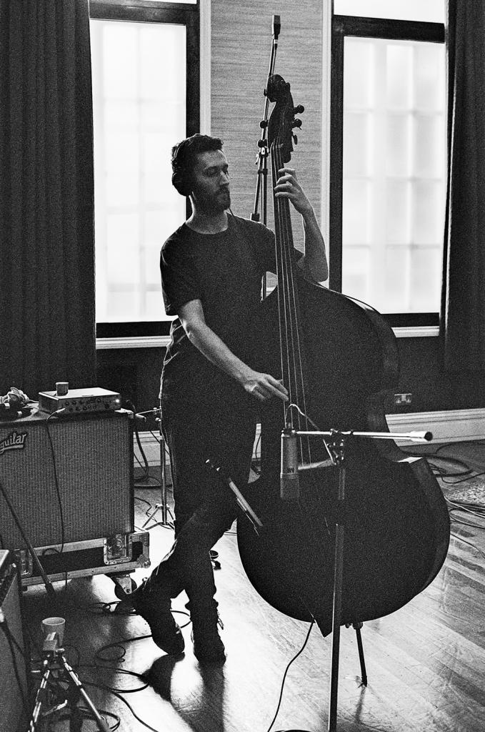 Cello Player MQA live event