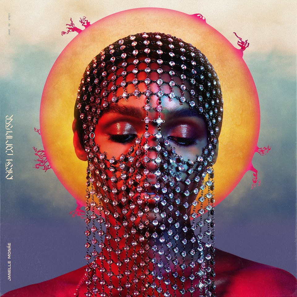 Dirty Computer Janelle Monae Album Art