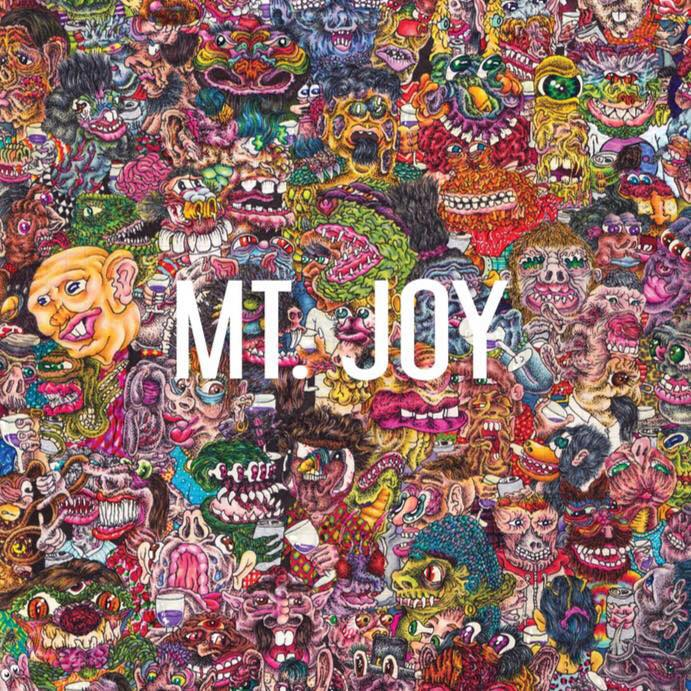 Mt Joy Album Art